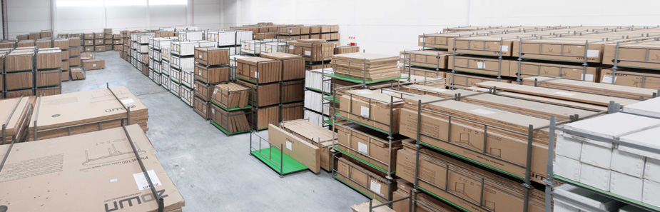 folding tables warehouse