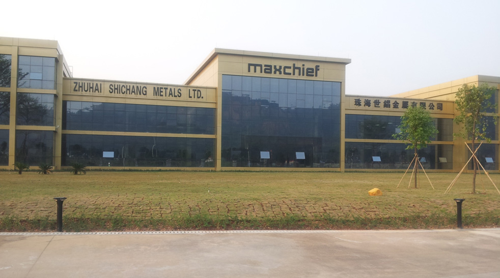 Maxchief factory